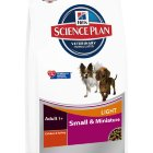 Science Plan Canine Adult Small & Miniature Light Original