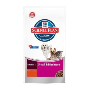 Science Plan Canine Adult Small & Miniature Chicken & Turkey