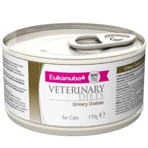 EUKANUBA CAT OXALATE URINARY (КОНСЕРВЫ)
