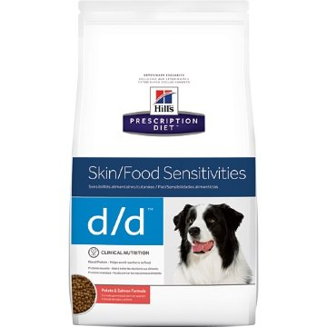 Prescription Diet Canine d/d Salmon & Rice