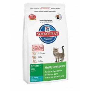 Science Plan Kitten Healthy Development Tuna