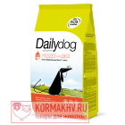 DailyDog SENIOR MEDIUM and LARGE BREED Turkey and Rice