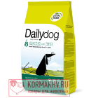 DailyDog SENIOR MEDIUM LARGE BREED Chicken and Rice
