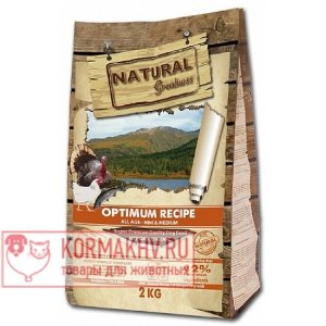 Natural Greatness Optimum Recipe Mini & Medium