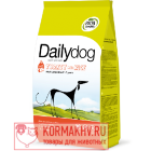 Dailydog ADULT LARGE BREED Turkey & Rice