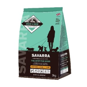 SAVARRA ADULT SMALL BREED DOG