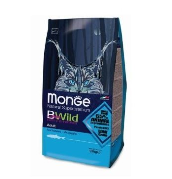 Monge BWild Cat Anchovies