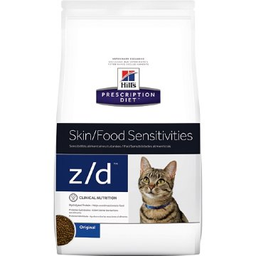 Prescription Diet Feline z /d Low Allergen