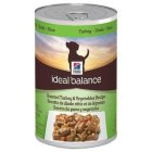 Ideal Balance Canine Adult with Turkey and Vegetables (БАНКА)